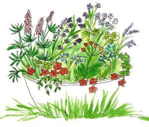 Blomsternes halvø- kåring af årets vinder @ Jungshoved skole