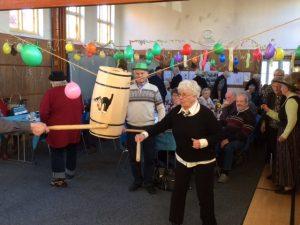 Fastelavnsfest Pensionistforeningen @ Jungshoved skole