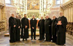 Gregoriansk kirkesang @ Jungshoved Kirke