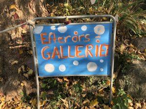 Efterårsgalleri i Stavreby @ Sidses Galleri